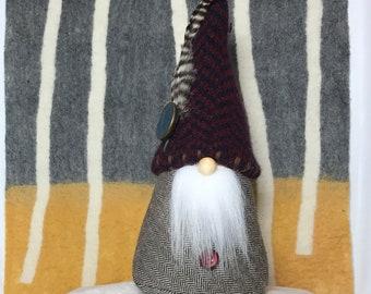 Nordic Tomte  Gnome.#1804