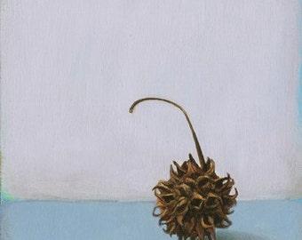 Self Defense - Giclée Print of original Acrylic Painting by Spring Hofeldt