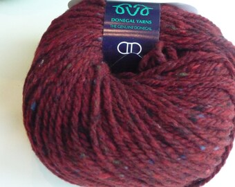 Soft Donegal, 100% pure merino wool