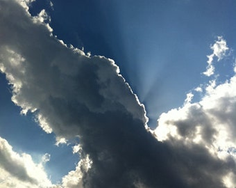 Heavens! Cloud Photography Digital Image Download Nature Photography - Digital License Included
