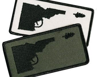 Idaho Tree-Gun Patch
