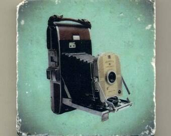 Polaroid Land Camera - Original Coaster