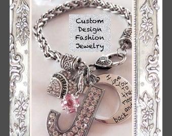 Best Friends, BFF Charm Bracelet