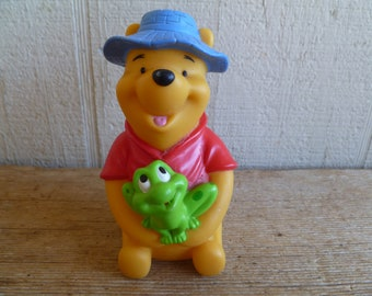 Winnie the Pooh Toy Disney Vintage Cake Topper
