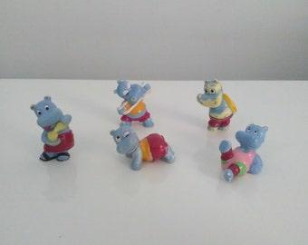 The cute Happypotami Kinder Surprise/Kinder Surprise 1990