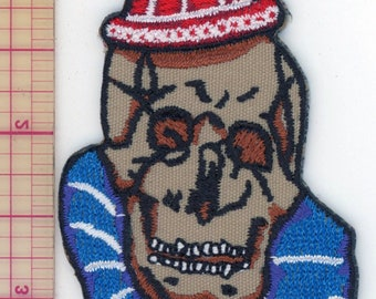 Skull Clown embroidered patch John Wayne Gacy Death Pogo