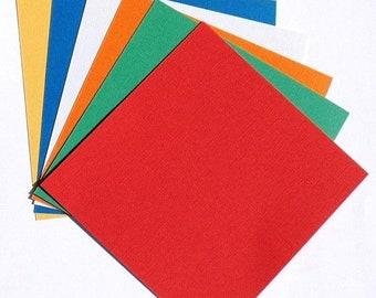 25% OFF - Bold - Textura Linen Textured Cardstock