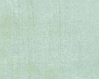 Fabric by the Yard- Grunge Basics-- Mint -- by Basic Grey for Moda