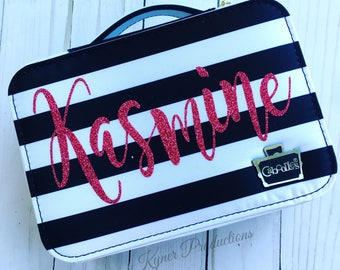 Personalized Makeup/Case/Purse/authentic Caboodles®/inspired