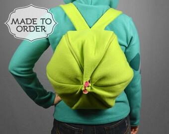 Bulbasaur Pokemon Costume Bulb Backpack Purse - Made to Order