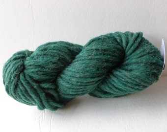 Sale Mountain Green Bulky Yarn by Bartlett Yarn