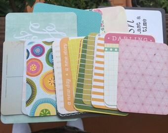 Project Life (Cards) Destash Grab Bags