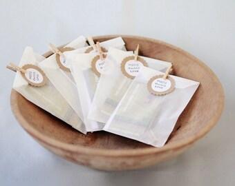 Glassine Bags set of 100  3 1/4  x 4 5/8 || Wedding Favor Bags, Treat Bags, Business Card Envelopes