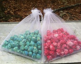 100 Seed Bombs Native Wildflowers *Grow Flowers Anywhere!*