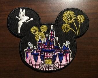 Glowing Castle patch