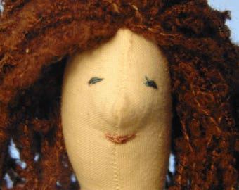 Doll do handmade cloth