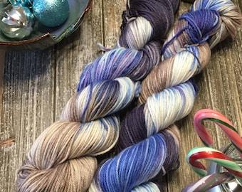 Stardust - Tristran DK - Hand Dyed Yarn