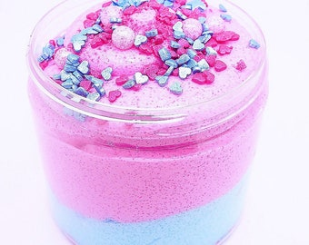 Candy Crush Sugar Scrub | whipped sugar scrub | vegan scrub | whipped soap
