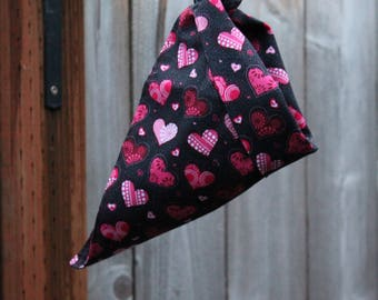 Sweet Hearts | Pet Bandana