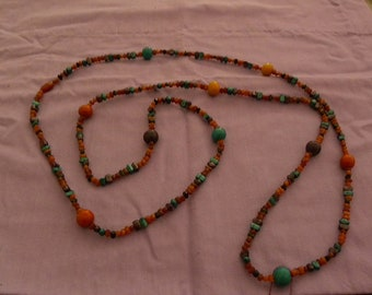 All Beaded Necklace