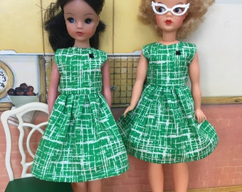Retro dresses for vintage Sindy ( adult collector)