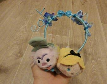 Alice inspired Minnie ears