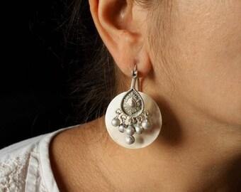 Gramophone Earrings