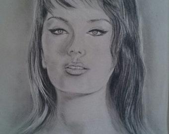 Young Sofia Loren