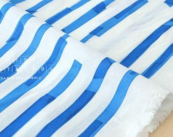 Japanese Fabric Kokka 3 min. - SS3 - blue - 50cm