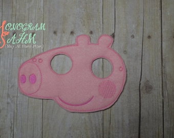 Pig Pep Mask