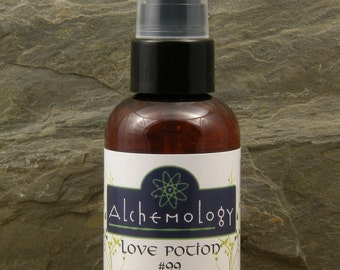 Love Potion Number #99 - Massage & Body Oil