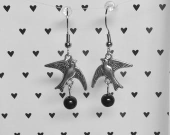 Tris earrings