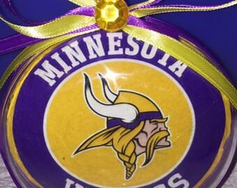 Minnesota vikings ornament