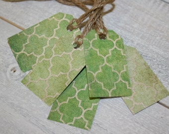 Gift Tags // Easter Gift Tag // Set of 5 Gift Tags // Holiday Gift Tag // Paper Decoration