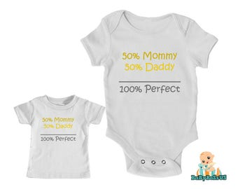 50 mammy 50 Daddy 100 Perfect