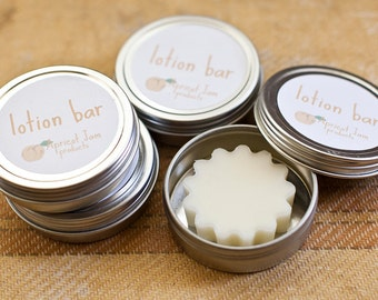 Lotion Bar- 2 oz tin