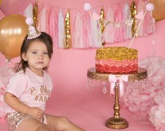 Birthday Part Hat || Kids Birthday Party || First Birthday