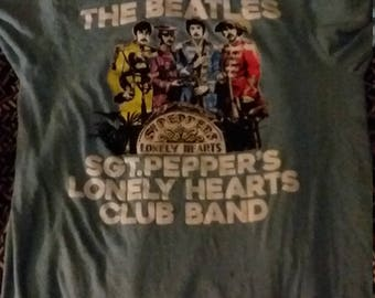 The Beatles t-shirt Sergeant Pepper's Lonely Hearts Club Band size small adult