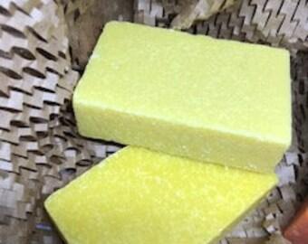 Lemon Zest Cold Process Soap