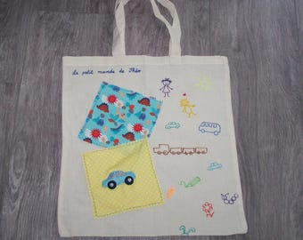 Bag for carrying books or children's Affairs