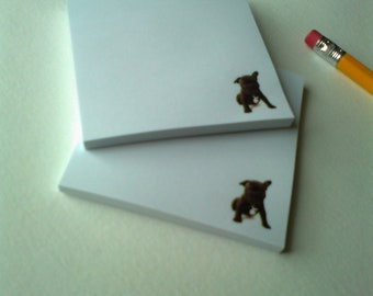 SALE  - French bulldog puppy sticky notes