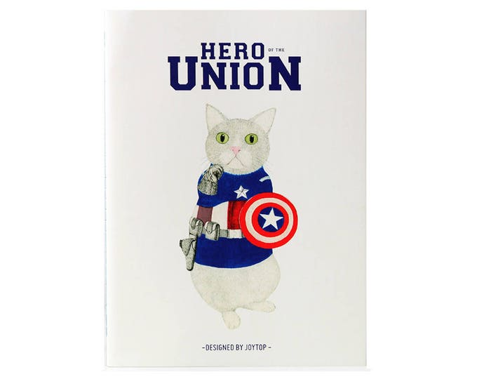 Featured listing image: Hero of the Union | Captain AmeriCat