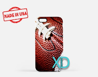 Photograph Football iPhone Case, Sports iPhone Case, Football iPhone 8 Case, iPhone 6s Case, iPhone 7 Case, Phone Case, Safe Case, SE Case