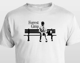 Forest gimp  t shirt fetish hood