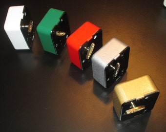 Classical Music Collection - 18 Note Music Box Movements  - Custom Colors - Sankyo
