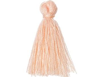FIL94 - Orange clear 30.0 mm cotton tassel