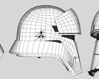 Tank trooper helmet v2