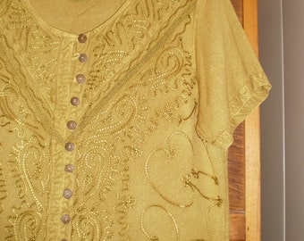 blouse made in india t 42 new