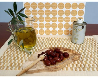 Sitia Ziro Greek Extra Virgin Olive Oil Cold Extraction 250ml Gold Winner Quality Award From Crete Island