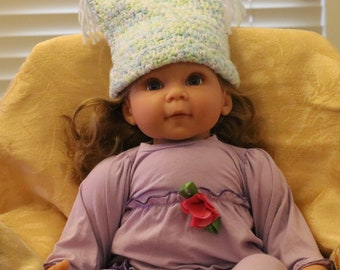 Crochet Tassel Hat